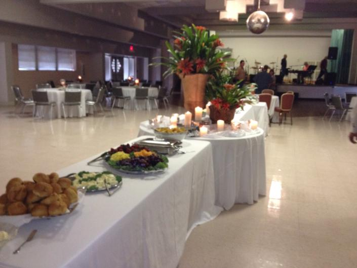 "From entrees to appetizers, let Back Woods Catering ""wow""the guests."